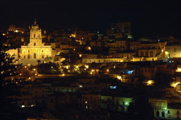 landscape of modica