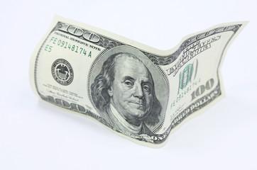 100 us dollars