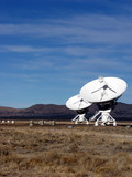 antenna - very large array radio telescope 3 poster