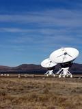 antenna - very large array radio telescope 3 poster