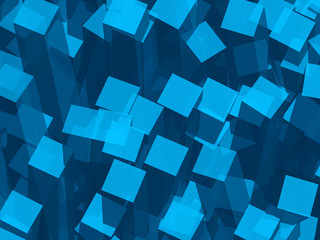 blue bars tangle