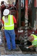 drilling,core,sample