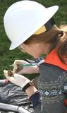 soil testing, poster