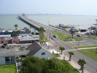 causeway to south padre island