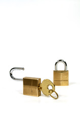 padlocks by two