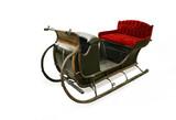 santa's sleigh cristmas - 1657681
