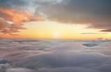 sunrise in the heavens poster