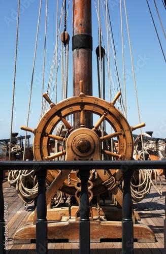 ship's helm - 1659469