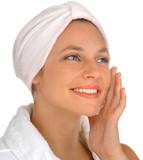 smooth skin poster
