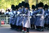 royal guard - london poster