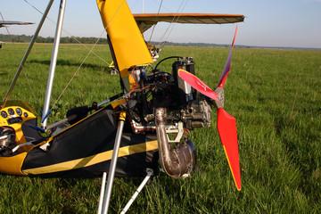 delta plane engine