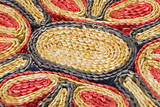 woven kitchen trivet poster