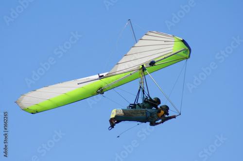 tandem hang glider - 1662265