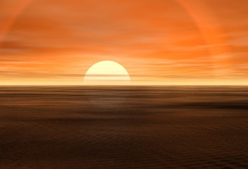 the suns halo