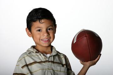little football star