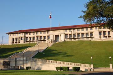 edificio de la administración del canal de panamá