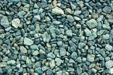 crushed rocks background poster