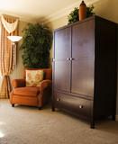 luxury bedroom furniture poster