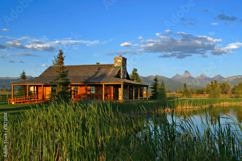 canvas print picture country living