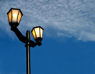 street - lamp 02