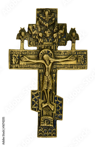 antique cross