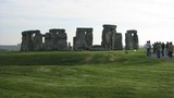 stonehenge.historical religious places in uk. poster
