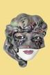 visage masqué -36-