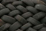 old tires 2 poster