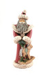 father christmas figure isolated