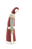 father christmas figure isolated poster