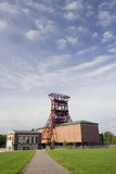 ancient coal mine consol poster