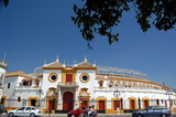 bullfight arena in seville