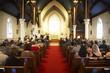 church during a wedding - 1684239