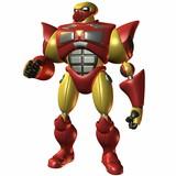 super bot-wrecking machine poster