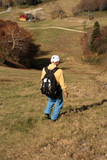 hiker poster