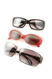 stylish sunglasses poster