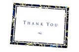 thank you note poster