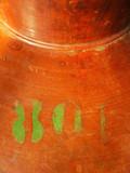 brown copper destilation tank detail 2 poster