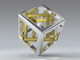 cube paradox poster