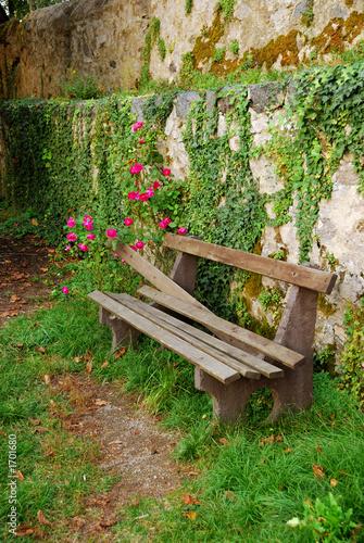 broken bench