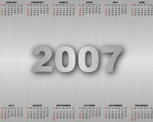 calendar (2007)