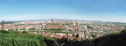 panoramique de lyon