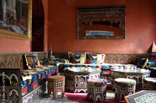 poster of salon marocain