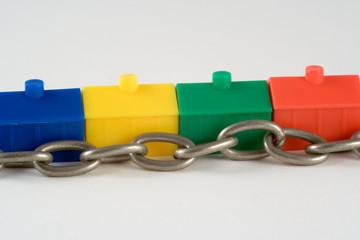 housing chain metaphor