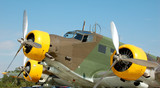 legendary junkers wartime airplane