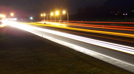 car streaks