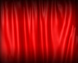 red curtain roter vorhang