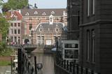 amsterdam cityscape poster