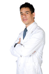 professional male doctor