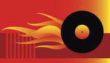 music hit poster